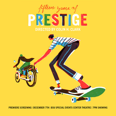 Fifteen Years of Prestige by Colin Clark