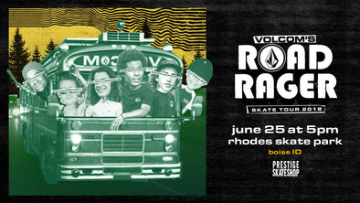 Volcom's Road Rager at Rhodes