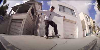 "Simon Jensen's ""Welcome to Krooked"" Part - Filmed and Edited by Mack Scharff"