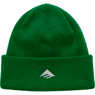 Emerica Triangle green Beanie