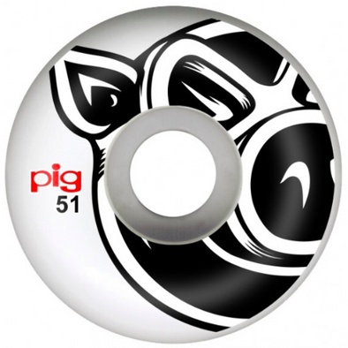 Pig Head ProLine Natural 51mm Wheel