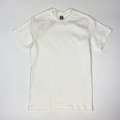 Prestige Plain White Birds Tee