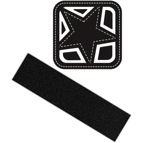 Shorty's Black Magic Grip Tape