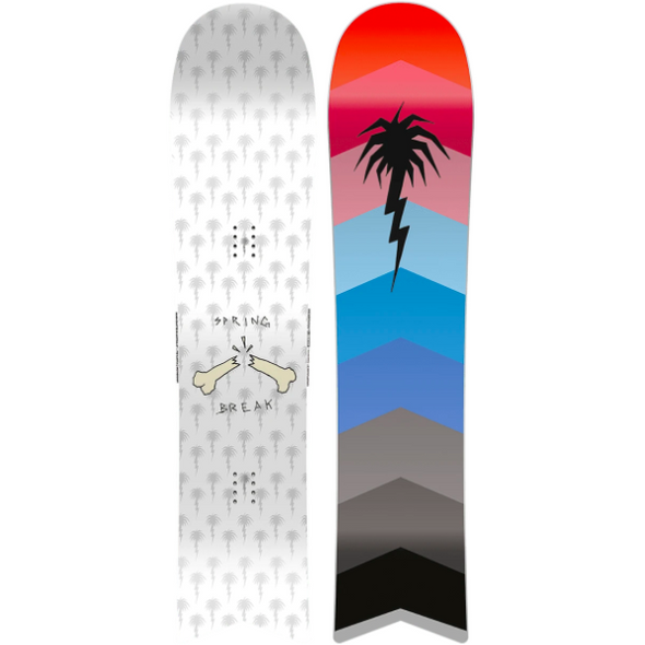 Spring Break 20/21 Slush Slasher Snowboard