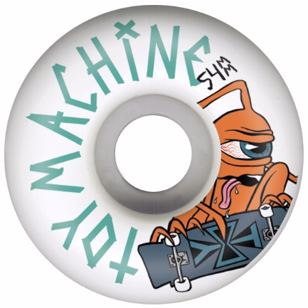 Toy Machine Sect Skater 54mm Wheel