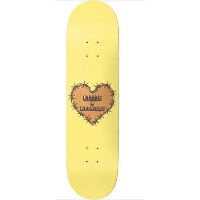 Birdhouse Armanto Heart Protection 8.0 Deck