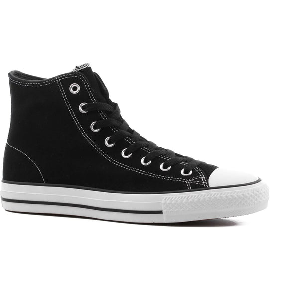 Cons CTS Hi black/white/suede