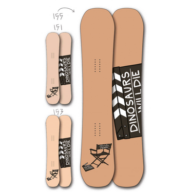 DWD 20/21 Perry Snowboard
