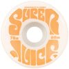 OJ Super Juice 60mm Cruiser Wheels