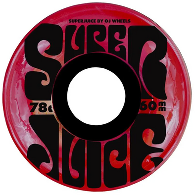 Oj Super Juice 60mm Cruiser Wheel