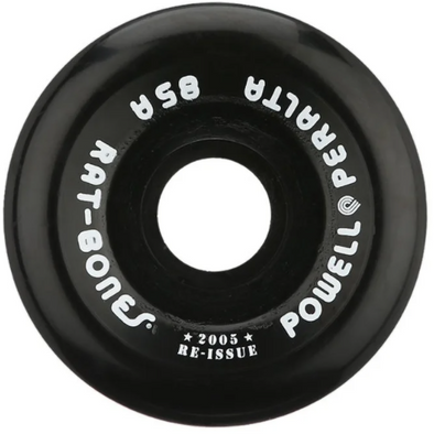 Powell Peralta Rat Bones 60mm 95a black Wheels