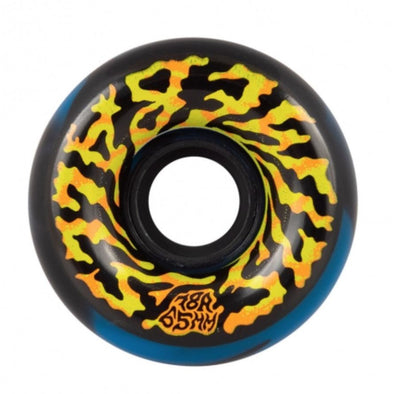 Slime Balls Swirly black/blue 65mm Wheels