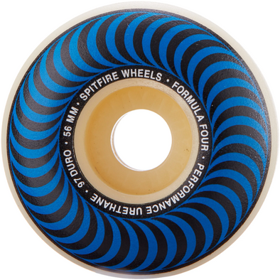 Spitfire F4 Classic 97du 56mm Wheel