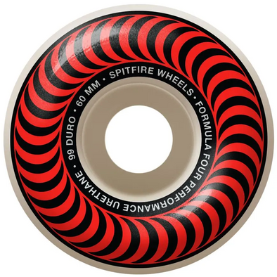 Spitfire F4 Classic 99du 60mm Wheel