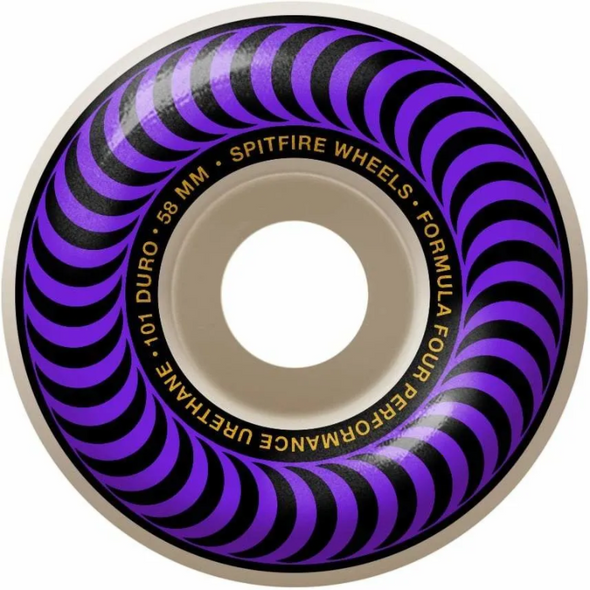 Spitfire Formula Four Classic 101d 58mm Wheels