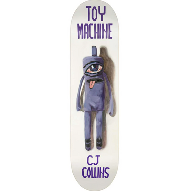 Toy Machine Collins 7.75 Deck