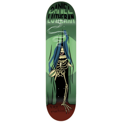 Toy Machine Daniel Lutheran Curtain 8.38 Deck