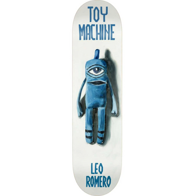 Toy Machine Romero Doll 7.88 Deck