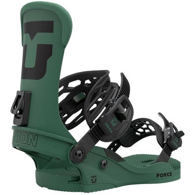 Union 20/21 Force Team Forest Green Snowboard Binding