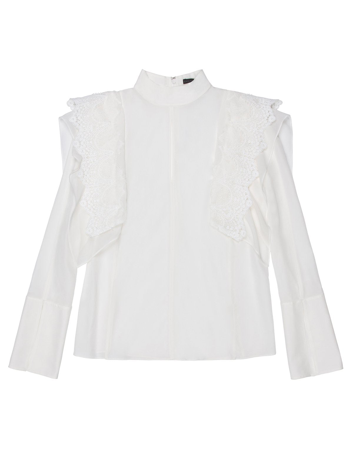 Markos Lace Blouse