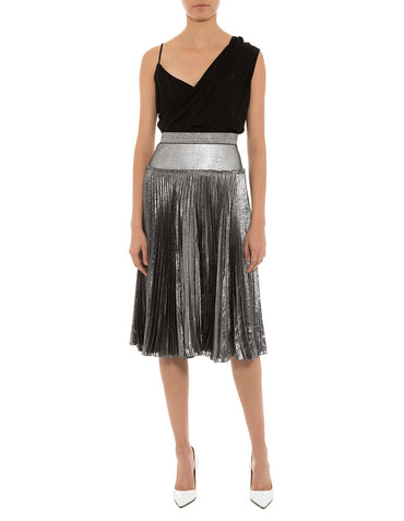 PETE METALLIC SKIRT