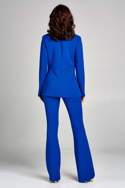 POSH BOSS PANTS SET (ROYAL BLUE)