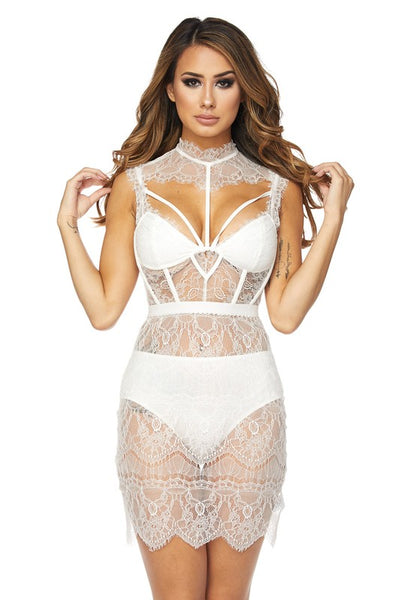 LACE ANGEL DRESS
