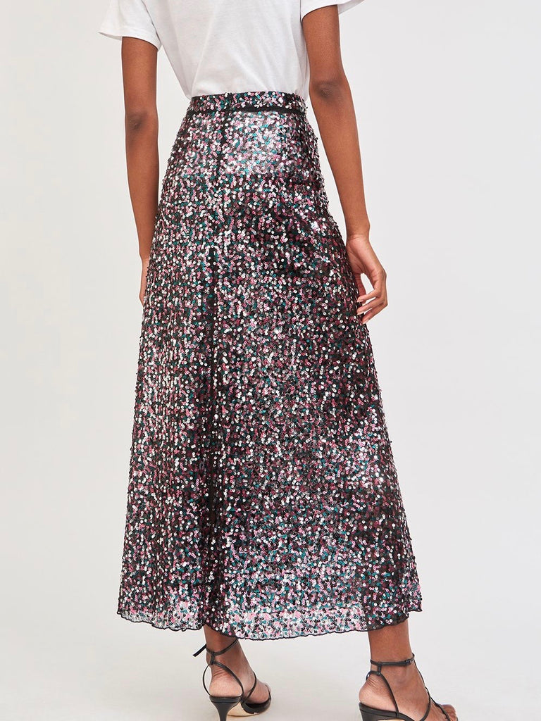 Lazer Skirt -Multico