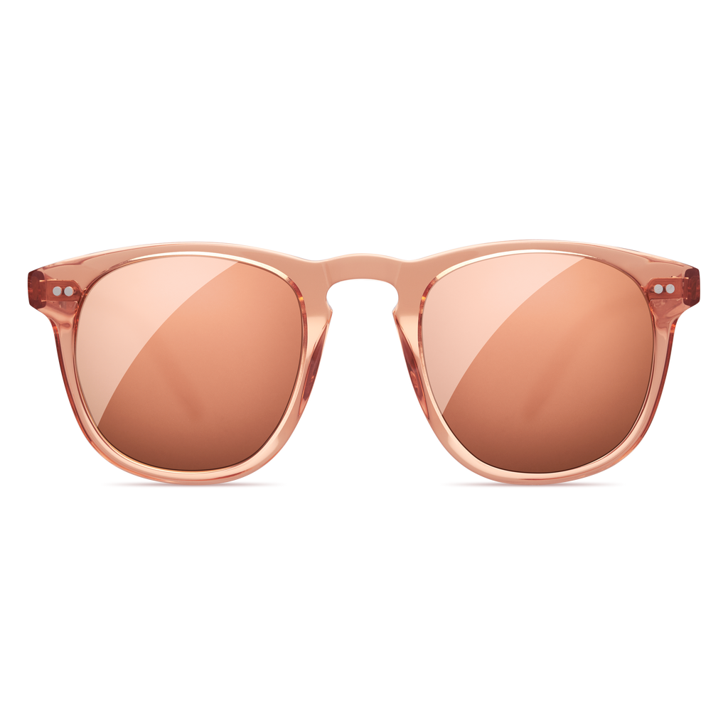 Chimi Sunglasses Peach #001