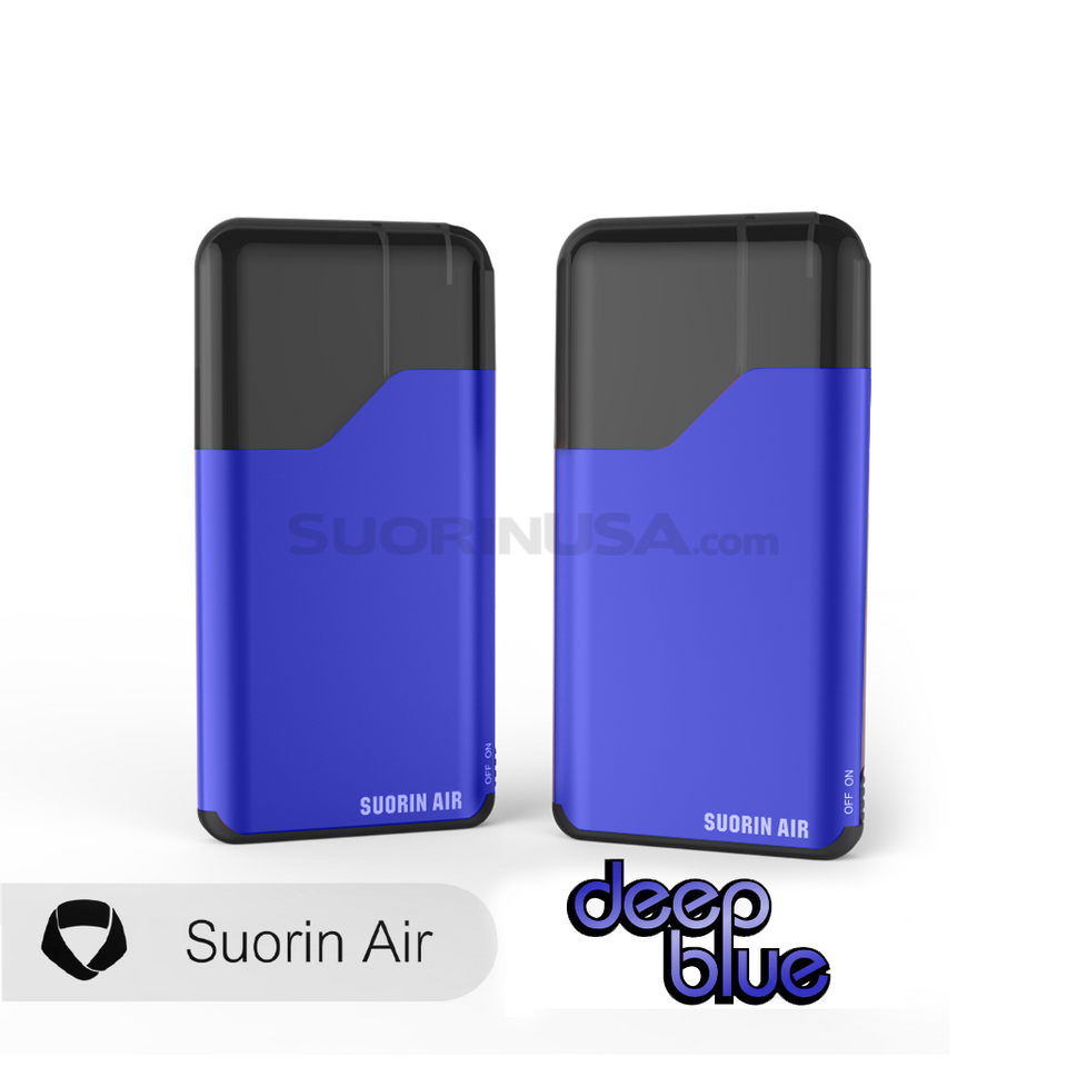 Suorin Air Deep Blue - System Device with Cartridge Kit
