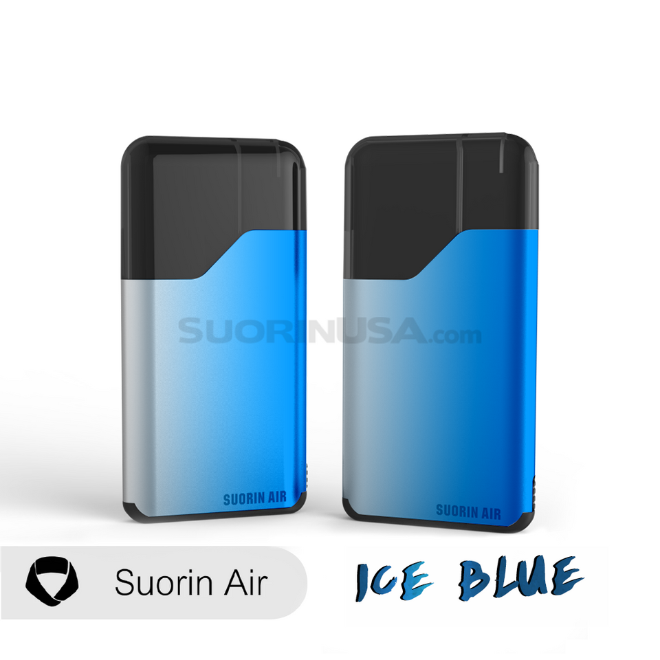 Suorin Air Ice Blue - Pod System Device with Cartridge Kit