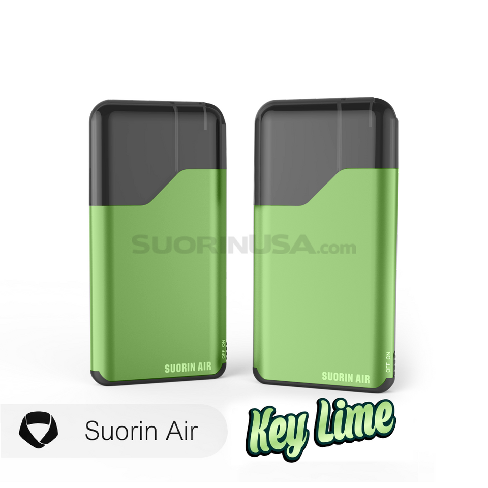 Suorin Air Key Lime - Pod System Device with Cartridge Kit
