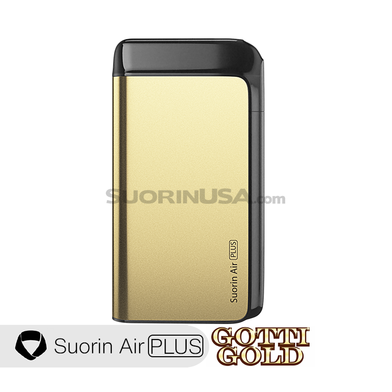 Suorin Air PLUS Gold Pod System Device Full Kit (With 2 Pods)