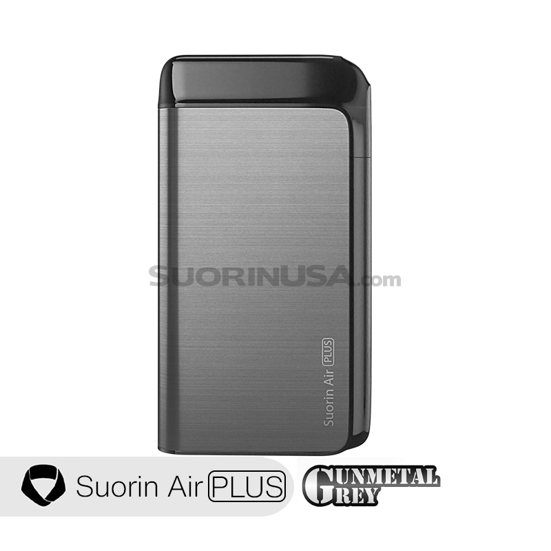Suorin Air Plus Gun Metal Pod System Device Full Kit (With 2 Pods)