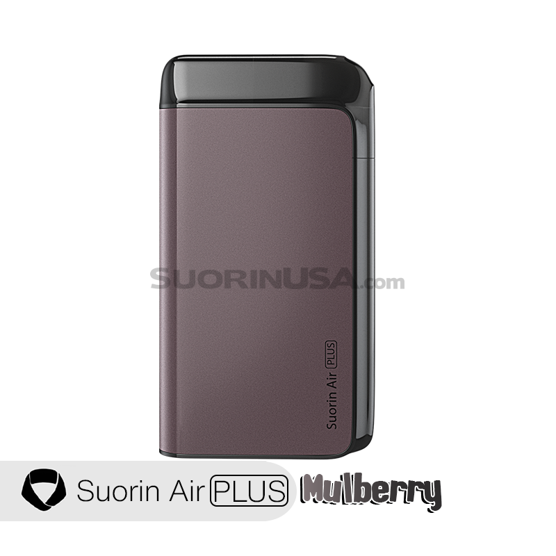 Suorin Air PLUS Mulberry Pod System Device Full Kit (With 2 Pods)