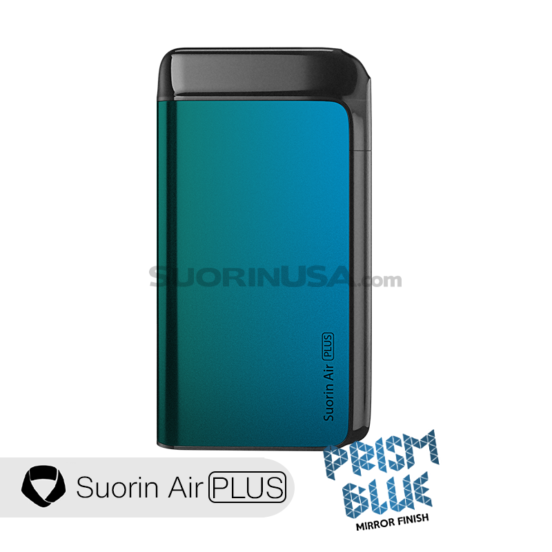 Suorin Air PLUS Prism Blue Pod System Device Full Kit (With 2 Pods)