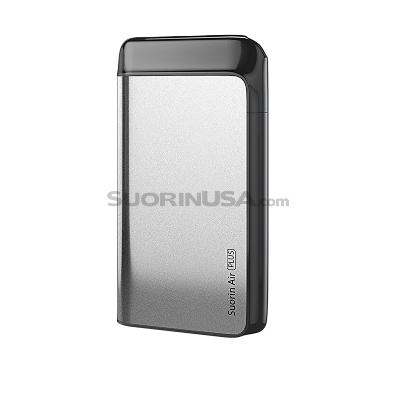 Suorin Air PLUS Silver Pod System Device Full Kit (With 2 Pods)