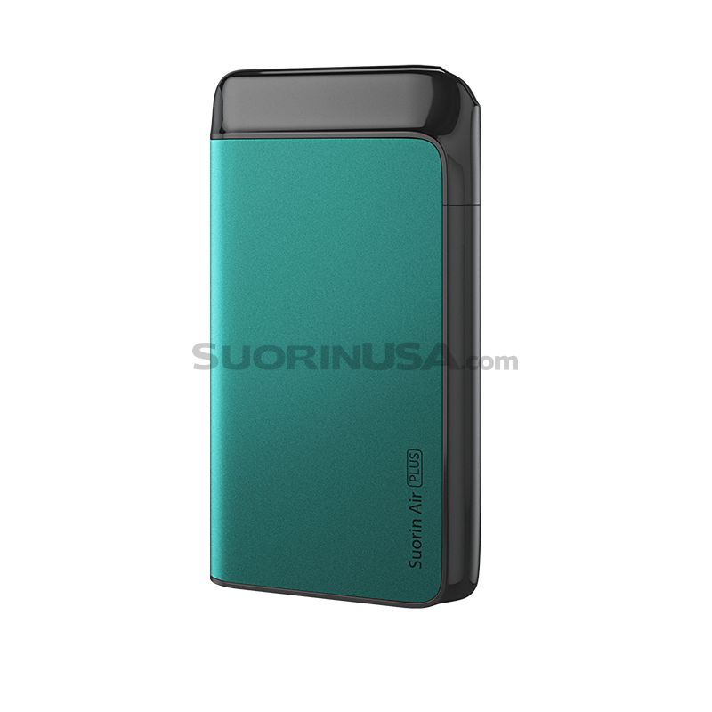 Suorin Air Plus Teal Blue Pod System Device Full Kit (With 2 Pods)