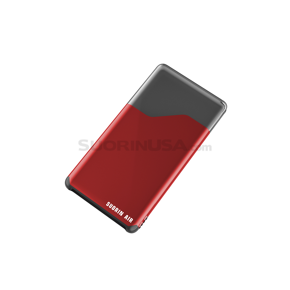 Suorin Air Ruby Red - Pod System Device with Cartridge Kit