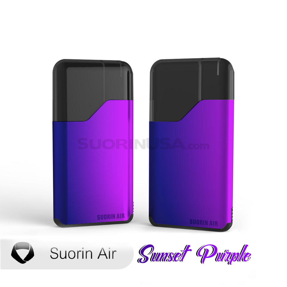 Suorin Air Sunset Purple - Pod System Device with Cartridge Kit