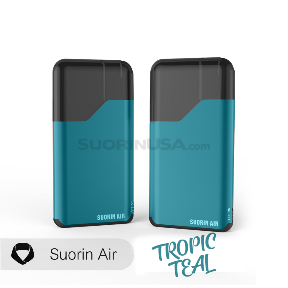 Suorin Air Teal - Pod System Device with Cartridge Kit