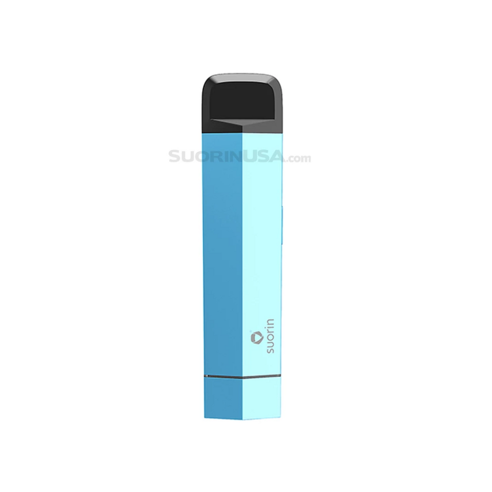 Suorin Edge Baby Blue Pod System Device Full Kit