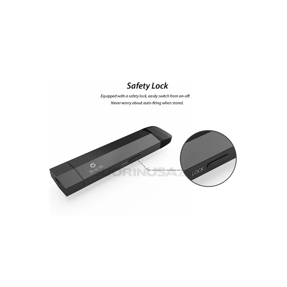 Suorin Edge Black Pod System Device Full Kit