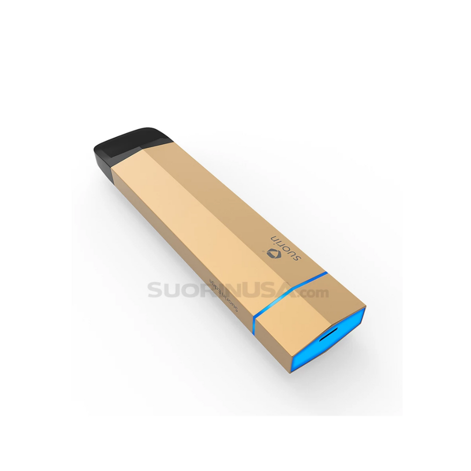 Suorin Edge Gold Pod System Device Full Kit