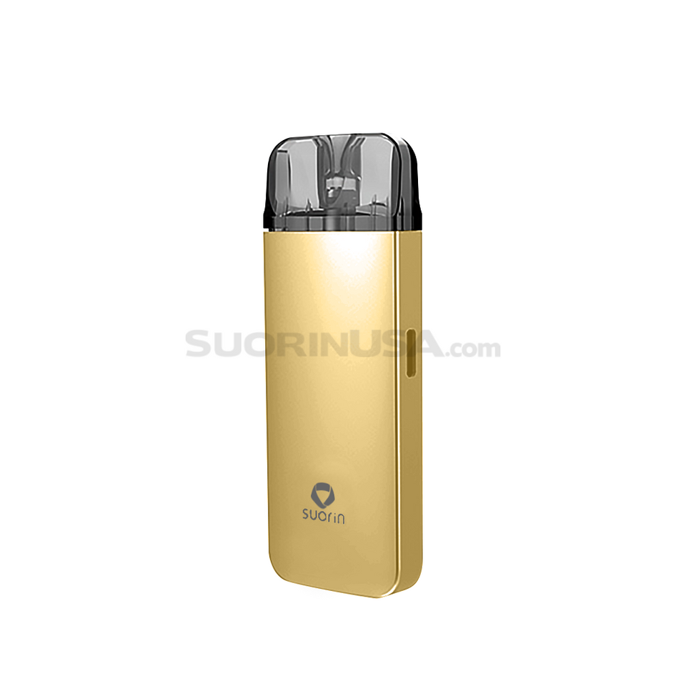 Suorin RENO Pod System Device - Gold (Full Kit)