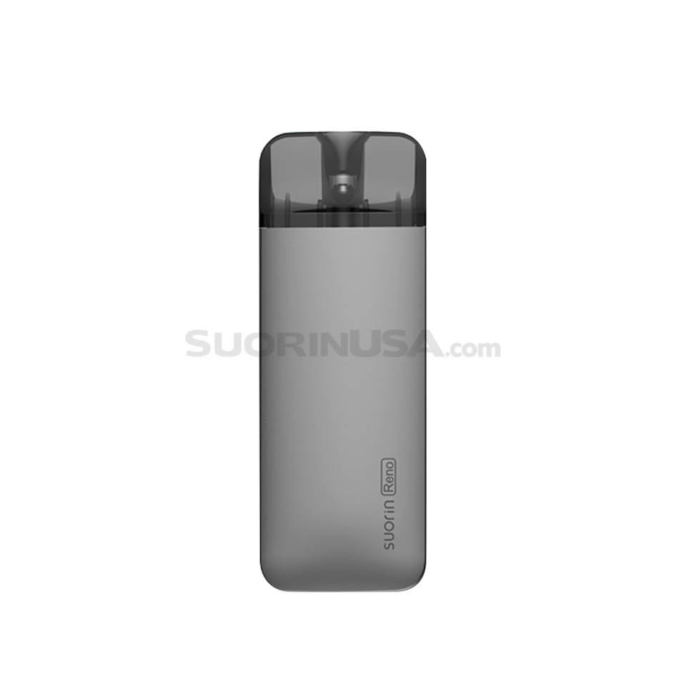 Suorin RENO Pod System Device - Grey (Full Kit)