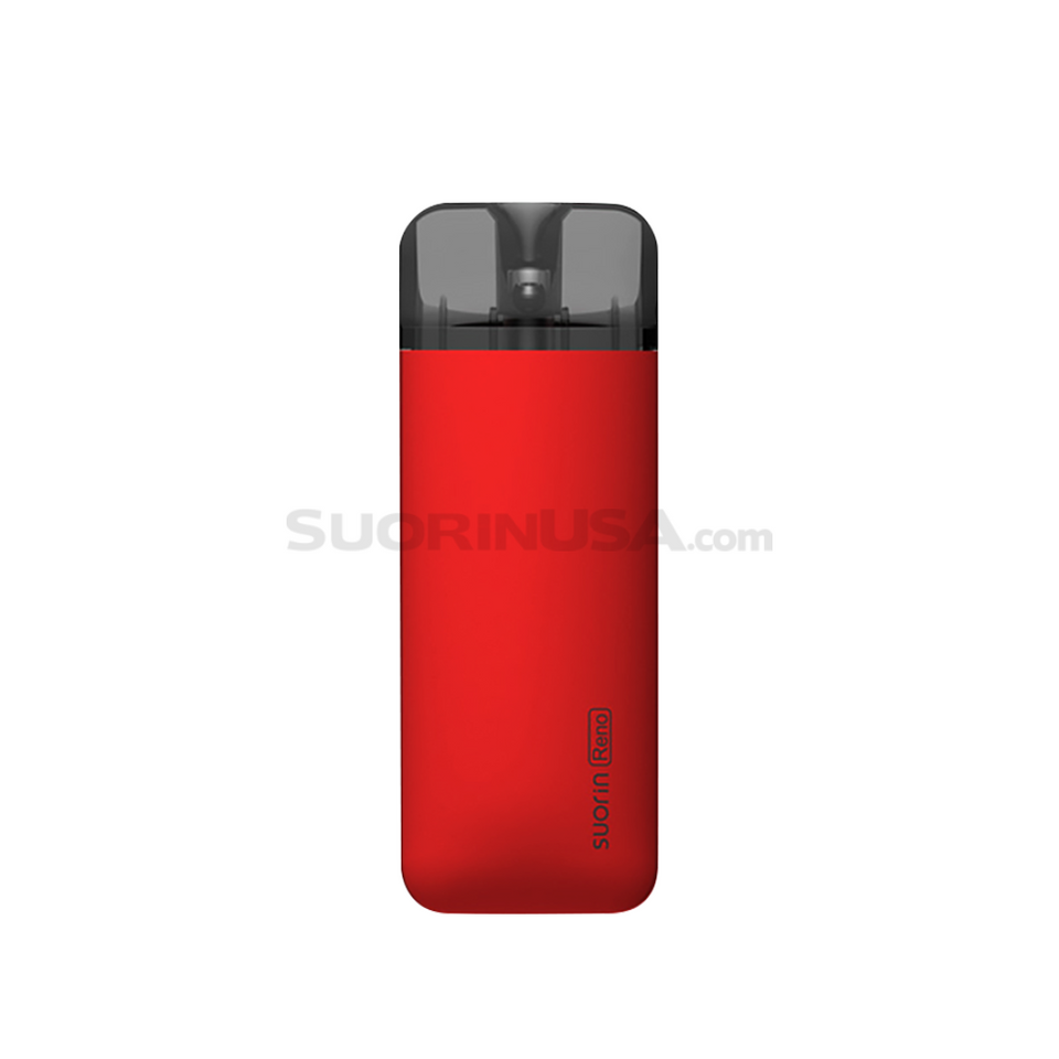 Suorin RENO Pod System Device - Red (Full Kit)