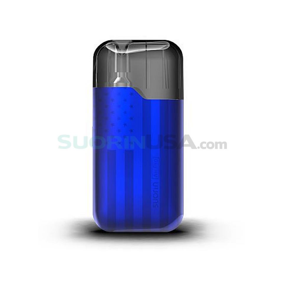 Suorin Air PRO - 18W Pod System - STAR-SPANGLED BLUE