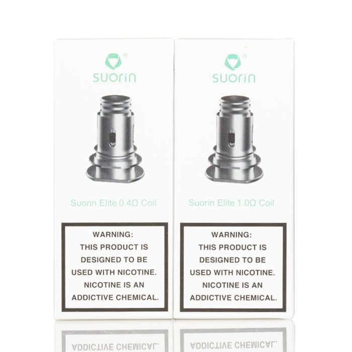 Suorin Elite Replacement COILS - 3 Pack