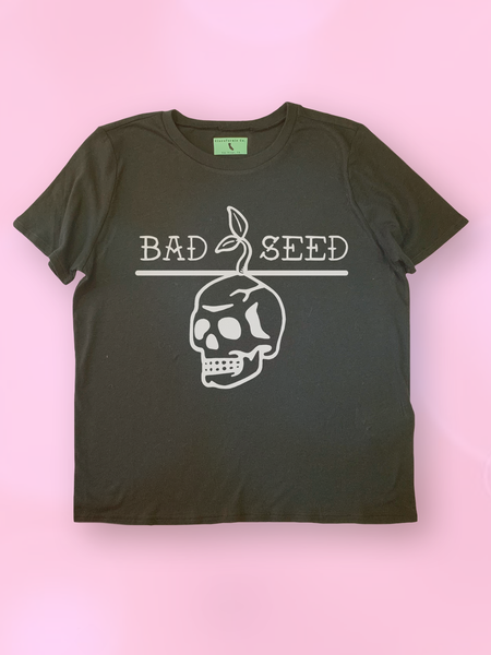 Bad Seed Tattoo T Shirt - Clarafornia
